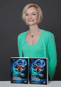 Dr. Psych - Autorin Hedda Rühle